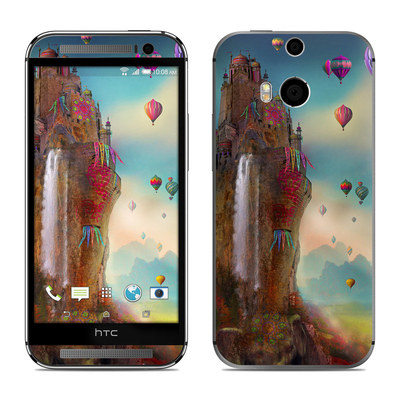HTC One M8 Skin - The Festival