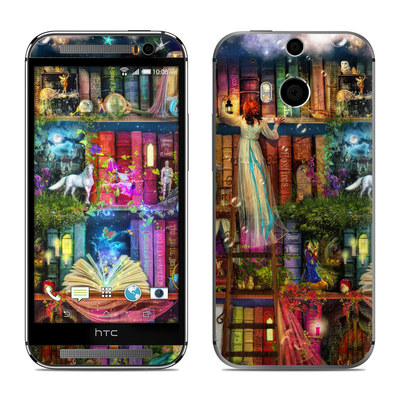 HTC One M8 Skin - Treasure Hunt