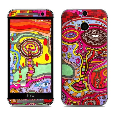 HTC One M8 Skin - The Wall