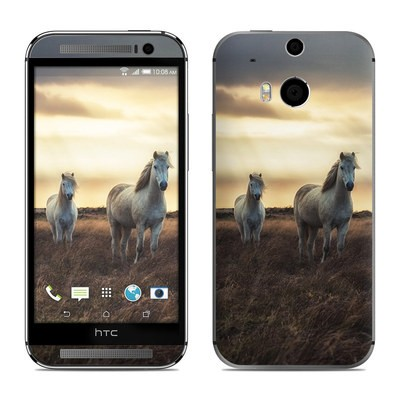HTC One M8 Skin - Hornless Unicorns