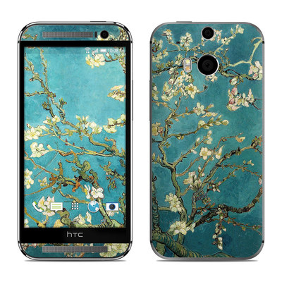 HTC One M8 Skin - Blossoming Almond Tree