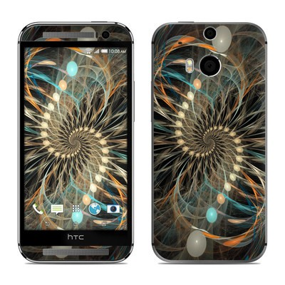 HTC One M8 Skin - Vortex