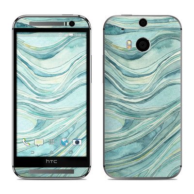HTC One M8 Skin - Waves