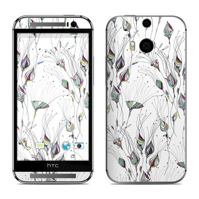 HTC One M8 Skin - Wildflowers