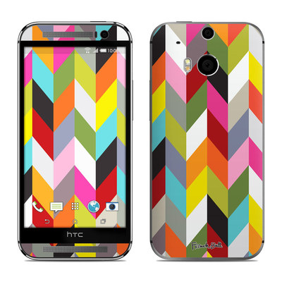 HTC One M8 Skin - Ziggy Condensed