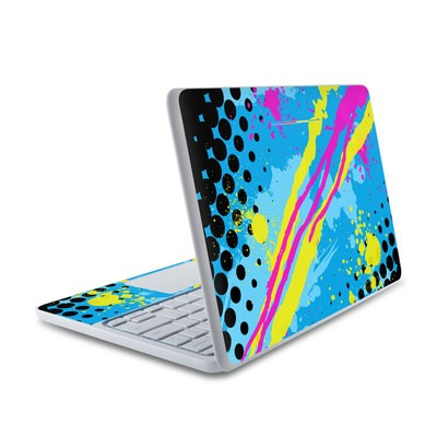 HP Chromebook 11 Skin - Acid