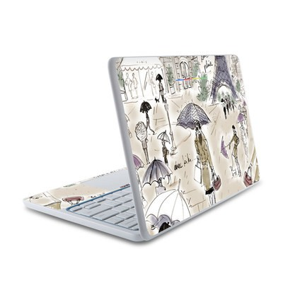 HP Chromebook 11 Skin - Ah Paris
