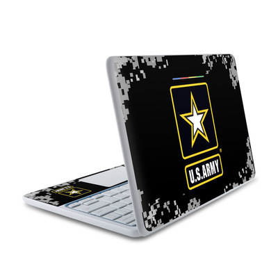HP Chromebook 11 Skin - Army Pride