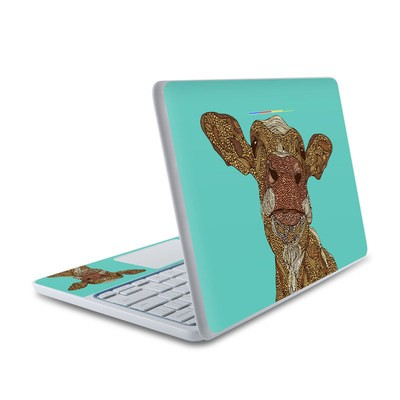 HP Chromebook 11 Skin - Arabella