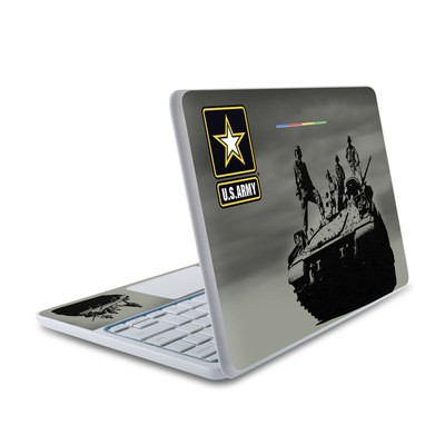 HP Chromebook 11 Skin - Army Troop