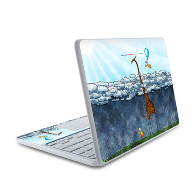 HP Chromebook 11 Skin - Above The Clouds