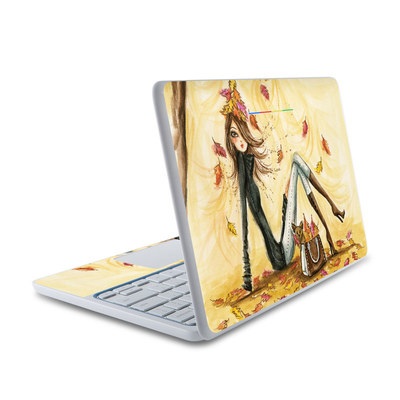 HP Chromebook 11 Skin - Autumn Leaves