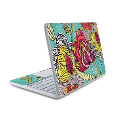 HP Chromebook 11 Skin - Beatriz