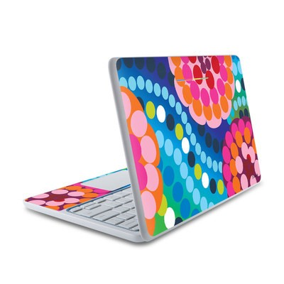 HP Chromebook 11 Skin - Bindi