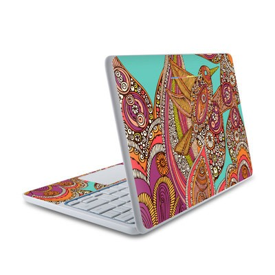 HP Chromebook 11 Skin - Bird In Paradise