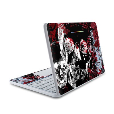 HP Chromebook 11 Skin - Blast