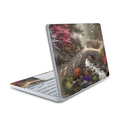 HP Chromebook 11 Skin - Bridge of Faith