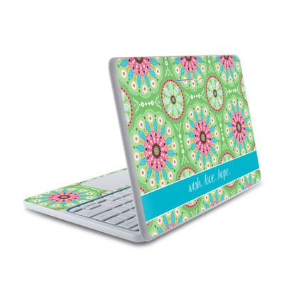 HP Chromebook 11 Skin - Boho