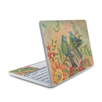HP Chromebook 11 Skin - Splendid Botanical