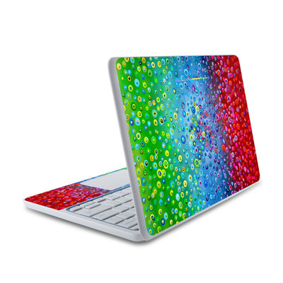 HP Chromebook 11 Skin - Bubblicious