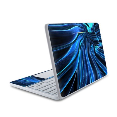 HP Chromebook 11 Skin - Cerulean
