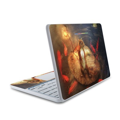 HP Chromebook 11 Skin - Columbus