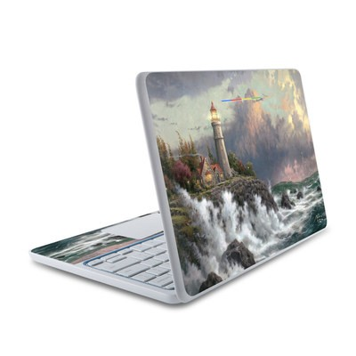 HP Chromebook 11 Skin - Conquering Storms