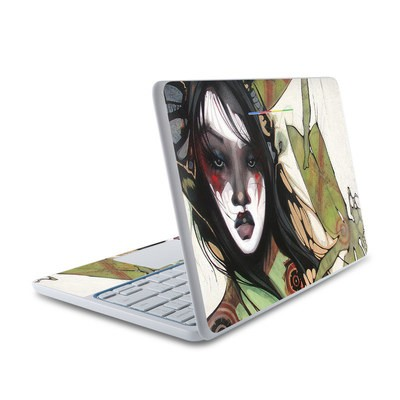 HP Chromebook 11 Skin - Cyborg
