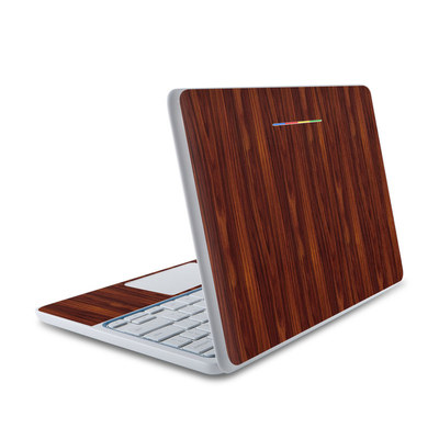 HP Chromebook 11 Skin - Dark Rosewood