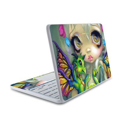 HP Chromebook 11 Skin - Dragonling
