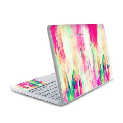 HP Chromebook 11 Skin - Electric Haze