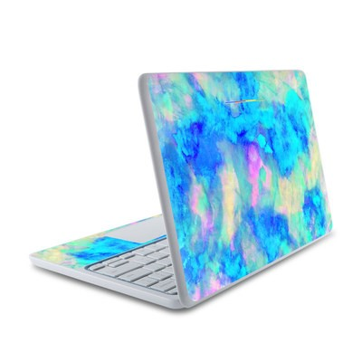 HP Chromebook 11 Skin - Electrify Ice Blue