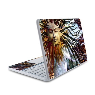 HP Chromebook 11 Skin - Elemental Dawn