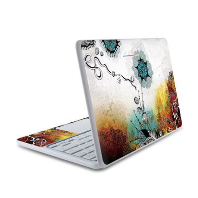 HP Chromebook 11 Skin - Frozen Dreams