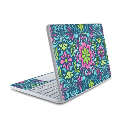HP Chromebook 11 Skin - Freesia