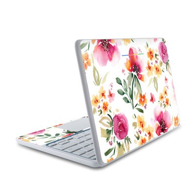 HP Chromebook 11 Skin - Fresh Flowers