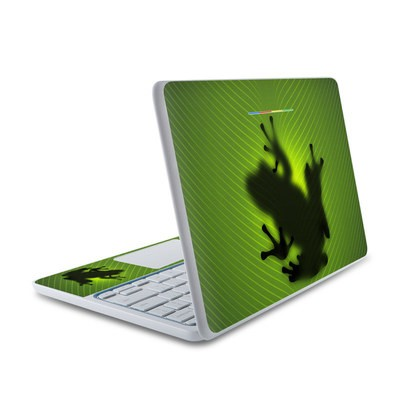 HP Chromebook 11 Skin - Frog