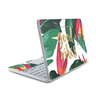 HP Chromebook 11 Skin - Good Vibes