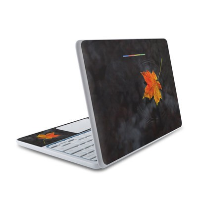 HP Chromebook 11 Skin - Haiku