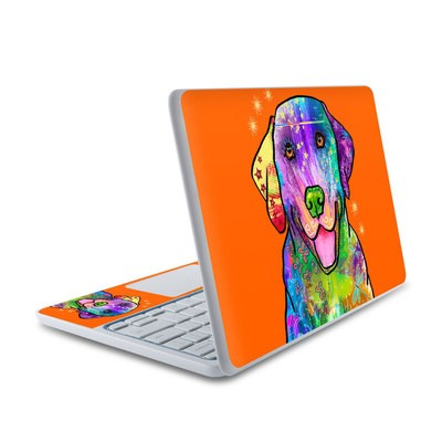 HP Chromebook 11 Skin - Happy Sunshine