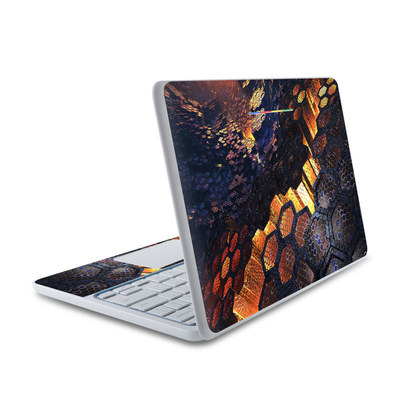 HP Chromebook 11 Skin - Hivemind