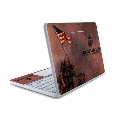 HP Chromebook 11 Skin - Honor