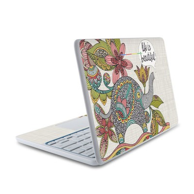 HP Chromebook 11 Skin - Life is Beautiful