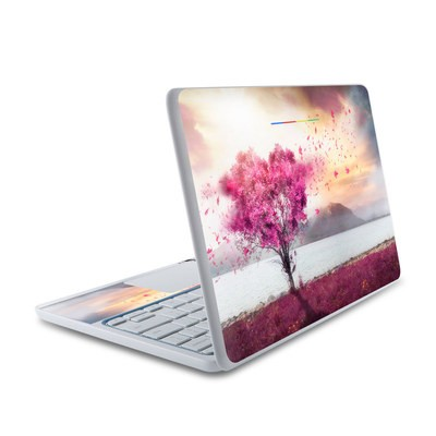 HP Chromebook 11 Skin - Love Tree
