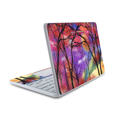 HP Chromebook 11 Skin - Moon Meadow