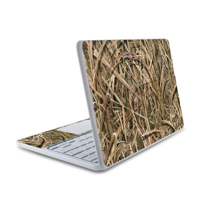 HP Chromebook 11 Skin - Shadow Grass Blades
