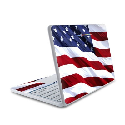 HP Chromebook 11 Skin - Patriotic