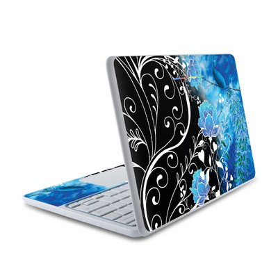 HP Chromebook 11 Skin - Peacock Sky