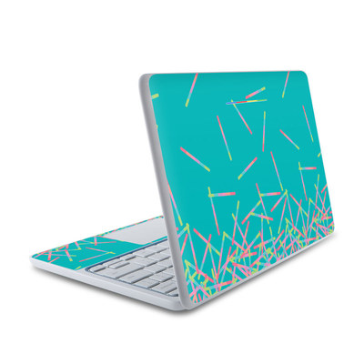 HP Chromebook 11 Skin - Pop Rocks Wands