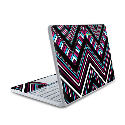 HP Chromebook 11 Skin - Push